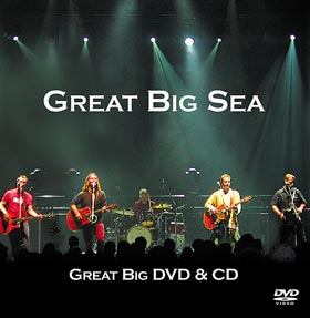 Great Big DVD CD