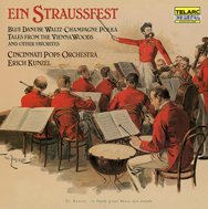 Ein Straussfest Music Of The Strauss Family LP 10098