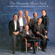 The Bluegrass Album Bluegrass Instrumentals Vol 6