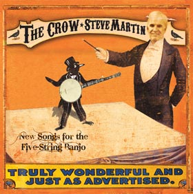 The-Crow-New-Songs-For-the-Five-String-Banjo-Delux