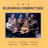The Bluegrass Compact Disc