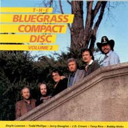The Bluegrass Compact Disc Volume 2