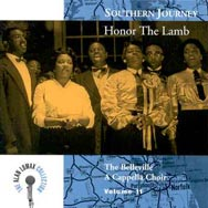 Southern Journey Vol 11 Honor The Lamb