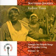 Southern Journey Vol 13 Earliest Times Georgia Sea