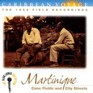 Caribbean Voyage Martinique Cane Fields and City S