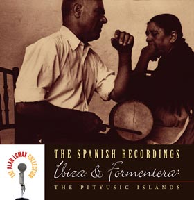 The Spanish Recordings Ibiza Formentera The Pityus