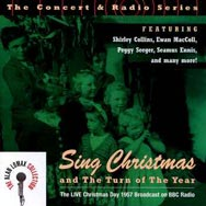 The Concert Radio Series Sing Christmas and the Tu