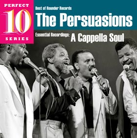 A Cappella Soul Essential Recordings