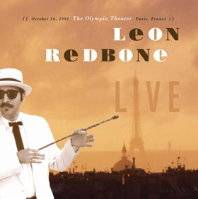 Leon Redbone Live The Olympia Theater Paris France