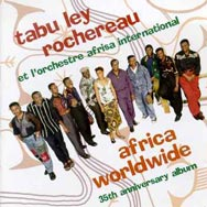 Africa Worldwide 35th Anniversary Album