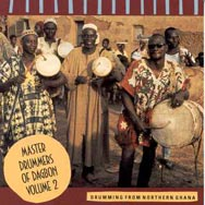 Master Drummers of Dagbon V 2