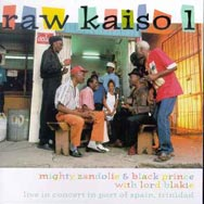 Raw Kaiso I Live in Concert in Port of Spain Trini