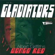 The Gladiators At Studio One Bongo Red