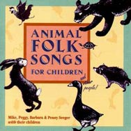 Animal Folk Songs for Children and Other People