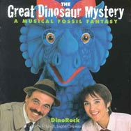 The Great Dinosaur Mystery A Musical Fossil Fantas