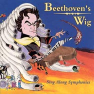 Beethovens Wig Sing Along Symphonies