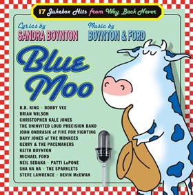 Blue Moo 17 Jukebox Hits from Way Back Never