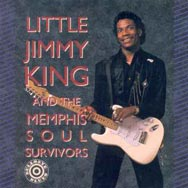 Little Jimmy King the Memphis Soul Survivors
