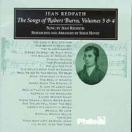 The Songs of Robert Burns Volumes 3 4