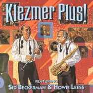 Klezmer Plus Old Time Yiddish Dance Music