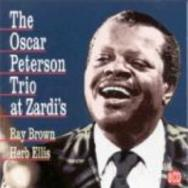 The Oscar Peterson Trio At Zardis