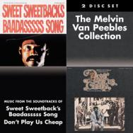 The Melvin Van Peebles Collection Music From The S