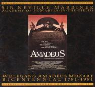 Amadeus The Complete Soundtrack Recording Bicenten