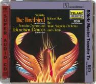 Stravinsky Firebird Suite Borodin Polovtsian Dance SACD 60039