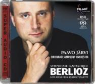 Berlioz Symphonie Fantastique Op 14 Love Scene Fro SACD 60578