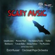 Scary Music SACD 60580