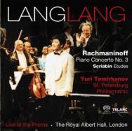 Rachmaninoff Piano Concerto No 3 Scriabin Etudes SACD 60582
