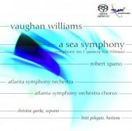 Vaughan Williams A Sea Symphony SACD 60588