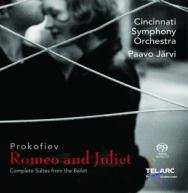 Prokofiev Romeo And Juliet Complete Suites From Th SACD 60597