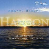 Music Of Howard Hanson SACD 60649
