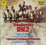 Tchaikovsky 1812 Overture Capriccio Italien Cossac