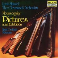 Moussorgsky Pictures At An Exhibition Night On Bal 80042