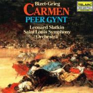 Bizet Carmen Suite Grieg Peer Gynt Suites