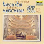 Gershwin Rhapsody In Blue An American In Paris