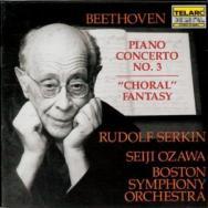 Beethoven Piano Concerto No 3 Choral Fantasy