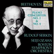 Beethoven Piano Concertos No 2 No 4