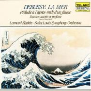 Debussy La Mer Afternoon Of A Faun Danses Sacree E