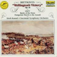 Beethoven Wellingtons Victory Liszt Huns