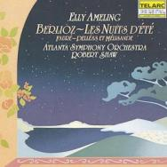 Berlioz Les Nuits dete Faure Pelleas et Melisande