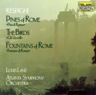 Respighi Pines Of Rome The Birds Fountains Of Rome
