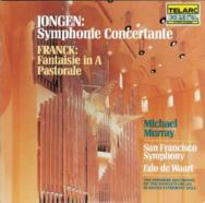 Jongen Symphonie Concertante Franck Fantaisie In A MP3
