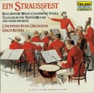 Ein Straussfest Music Of The Strauss Family