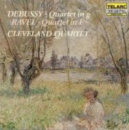 Debussy Quartet In G Major Ravel Quartet In F Majo