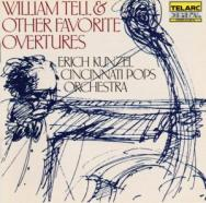 William Tell Other Favorite Overtures