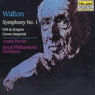 Walton Symphony No 1 And Other Works