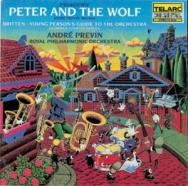 Prokofiev Peter And The Wolf Britten Young Persons